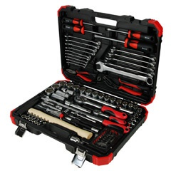 "102PC 1/4"" & 1/2""DR. TOOL KIT (MM)"