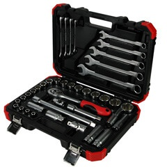 "40PC 1/2""DR. TOOL KIT (MM)"