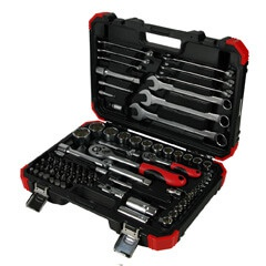 "82PC 1/4"" & 1/2""DR. TOOL KIT (MM)"