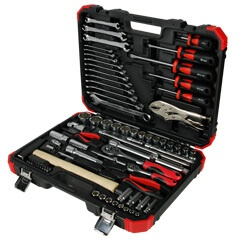 "84PC 1/4"" & 1/2""DR. TOOL KIT (MM)"