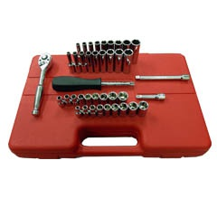 "40PC 1/4""DR. SOCKET SET"