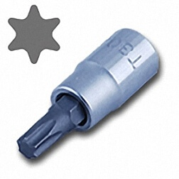 STAR BIT SOCKET