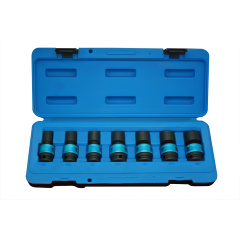 "7PC 1/2""DR. IMPACT UNIVERSAL SOCKET SET (SAE)"