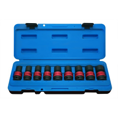 "7PC 1/2""DR. IMPACT UNIVERSAL SOCKET SET (MM)"